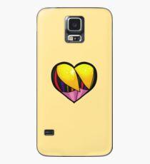 Columbia RHPS Butt Heart Case/Skin for Samsung Galaxy
