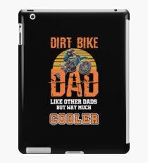 Motocross Father iPad Case/Skin