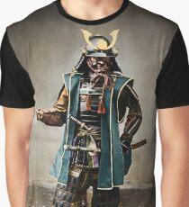 Samurai Commander, 1863 colorized Graphic T-Shirt
