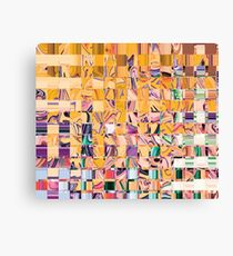 Abstract Square Four Canvas Print