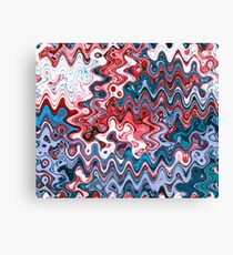 Marble Thirty Five Canvas Print