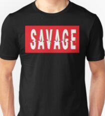 Savage Glitch Unisex T-Shirt