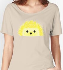 Edgy the Hedgehog Women's Relaxed Fit T-Shirt