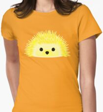 Edgy the Hedgehog Women's Fitted T-Shirt
