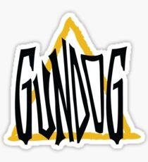 GunDog Logo Sticker