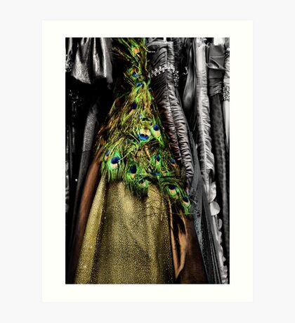 Wardrobe Art Print