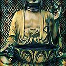 Dark Buddha by DesJardins