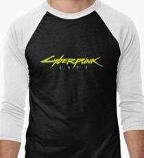 Cyberpunk Shirt Men's Baseball ¾ T-Shirt