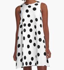 dalmation spots A-Line Dress