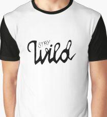 Stay Wild Graphic T-Shirt