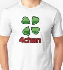 4chan logo for anon's T-Shirt