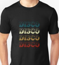 Psychedelic Disco Unisex T-Shirt