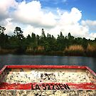 Water Boat by AJPPhotography