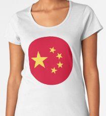 China Flag Emoji T-Shirts | Redbubble