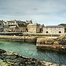 Portsoy by Jamie  Green