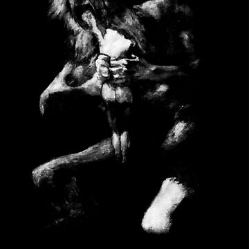 Saturn Devouring his Son-Goya-Painter,Mythological-Spain- by carlosafmarques