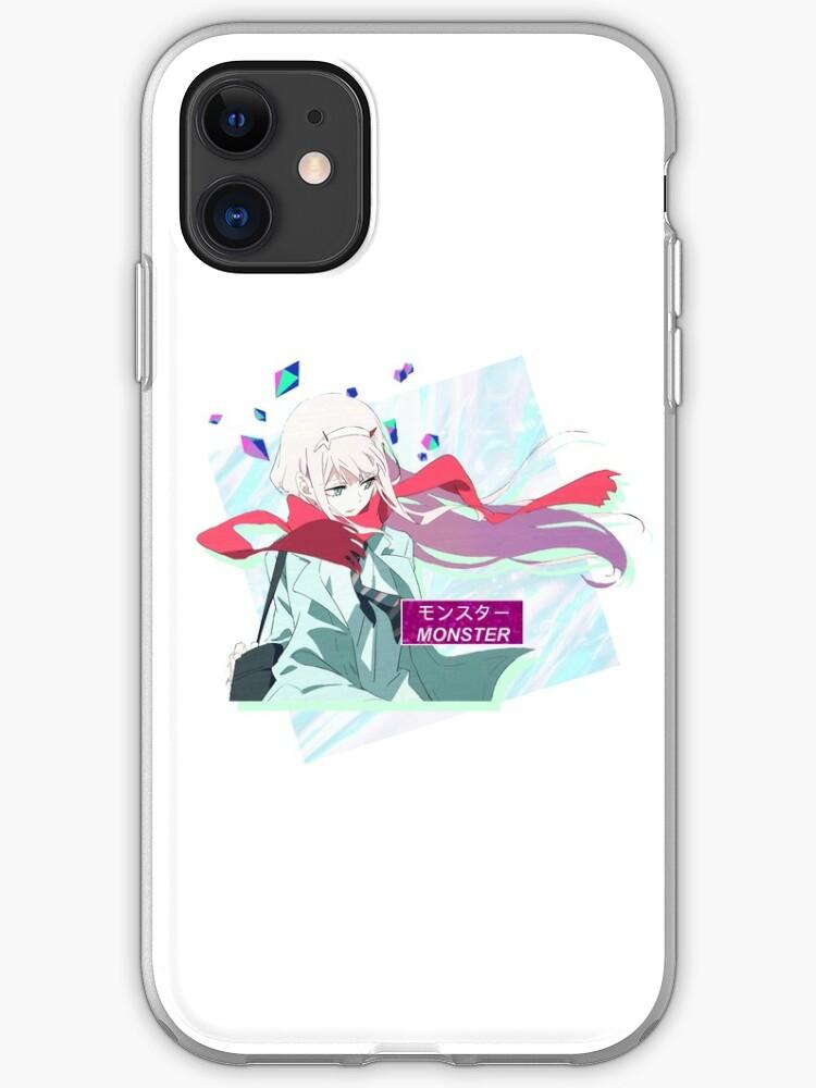 Zero Two Waifu iphone 11 case