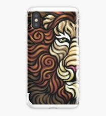 Lion Heart iPhone Case