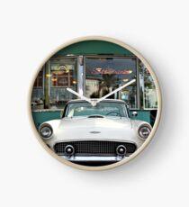 Classics at Mel's Drive In Clock