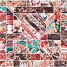 Sweet Treats Collage by violue