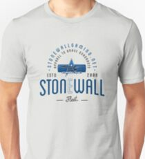 Stonewall Fleet 08 #2 Slim Fit T-Shirt