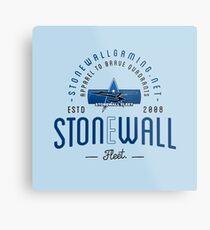 Stonewall Fleet 08 #2 Metal Print