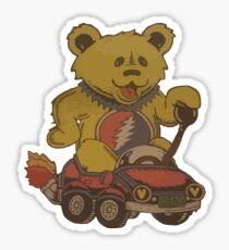 Truckin'  Sticker