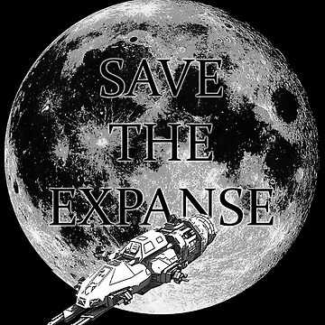 The Expanse - Save the Expanse by CMOsimon