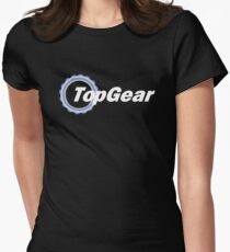 Top Gear Womens Fitted T-Shirt