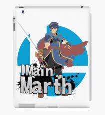 Super Smash Bros. Ultimate - I Main Marth iPad Case/Skin