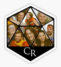 Critical Role Cast Sticker