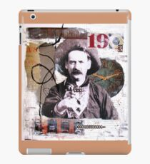 The Great Train Robbery Collage iPad Case/Skin