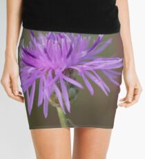Spotted Knapweed Mini Skirt