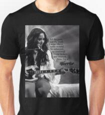 """Demi Lovato """"Warrior"""" Unisex T-Shirt"""