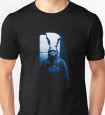 Frank the Donnie Darko rabbit costume Unisex T-Shirt