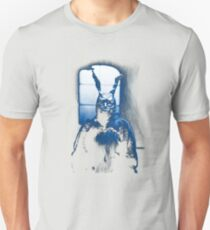 Frank the Donnie Darko rabbit costume Unisex T-Shirt