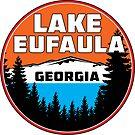 Lake Eufaula Georgia by MyHandmadeSigns