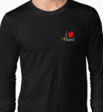 You love who? Long Sleeve T-Shirt