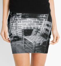 In the Shadows of the Past Mini Skirt