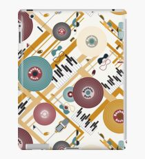 Bauhaus Rock iPad Case/Skin