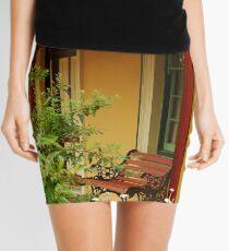 Cottage Mini Skirt