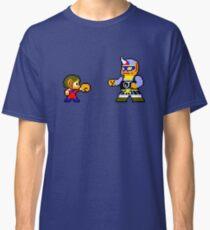Alex vs Janken - Alex Kidd In Miracle World Classic T-Shirt