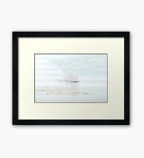 Water Front Dream Framed Print