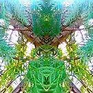 Gaia Spirit #15 by InfinitePathArt