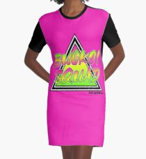 Bucko Squad! Graphic T-Shirt Dress