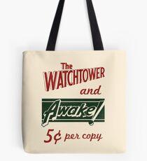WACHTTURM & WACHSEN! VINTAGE MESSENGER TASCHE Tasche