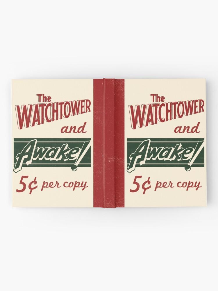 Alternate view of WATCHTOWER & AWAKE! VINTAGE MESSENGER BAG Hardcover Journal
