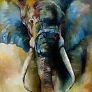 The Elephant by MegaraWiild