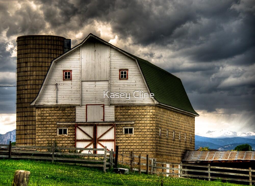 I think it might rain.... by Kasey Cline