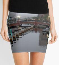 Early Morning Fog Mini Skirt